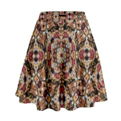 Boho Chic High Waist Skirt by dflcprintsclothing