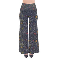 Abstract Reg Pants by FunkyPatterns