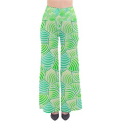 Green Glowing Pants by FunkyPatterns
