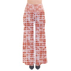 Pastel Red Pants by FunkyPatterns