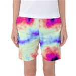 Calm Of The Storm Women s Basketball Shorts