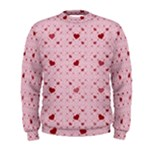 Heart Squares Men s Sweatshirt