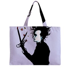 I m Not Finished Zipper Mini Tote Bag by lvbart