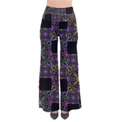 Ornate Boho Patchwork Pants by dflcprintsclothing