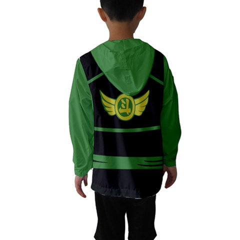 Hooded Windbreaker (Kids)