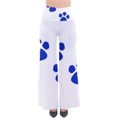 Blue Paws Pants by TRENDYcouture