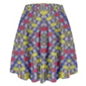 Colorful Duck High Waist Skirt View2