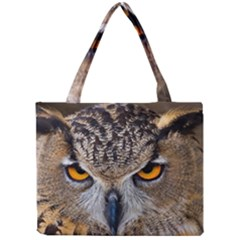 Great Horned Owl 1 Mini Tote Bag