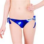 Blues Bikini Bottom