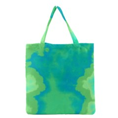 Paradise  Grocery Tote Bag by TRENDYcouture