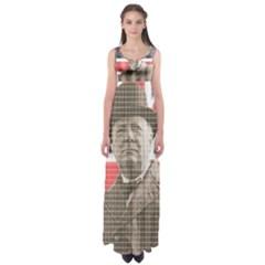 Churchill 1 Empire Waist Maxi Dress