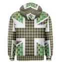 Green Flag Men s Zipper Hoodie View2