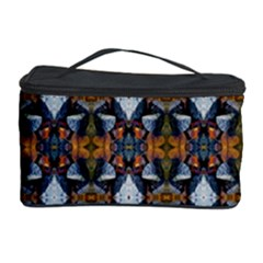 Stones Pattern Cosmetic Storage Case by Costasonlineshop
