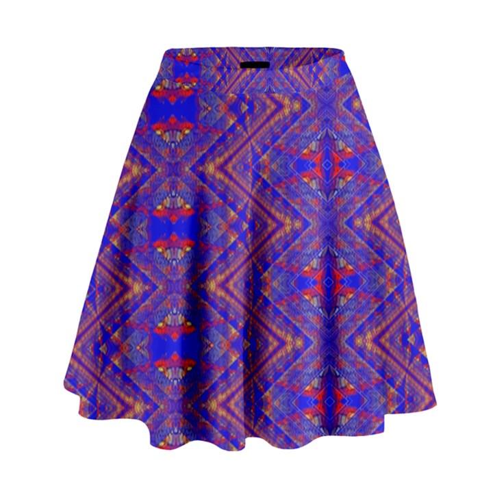 Tishrei High Waist Skirt