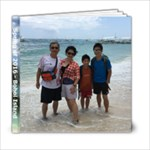 Bohol - 6x6 Photo Book (20 pages)