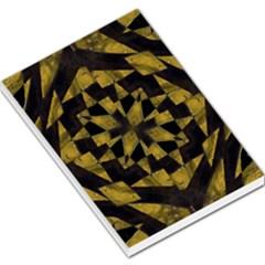 Bold Geometric Large Memo Pads by dflcprints