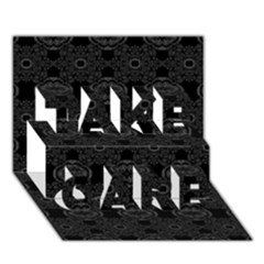 Powder Magic Take Care 3d Greeting Card (7x5)  by MRTACPANS