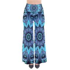 Star Connection, Abstract Cosmic Constellation Pants