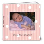 Sienna - 8x8 Photo Book (20 pages)