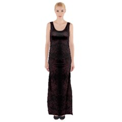 SPOTTED Maxi Thigh Split Dress by MRTACPANS