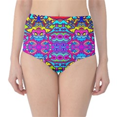 DONOVAN High-Waist Bikini Bottoms by MRTACPANS