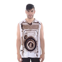 Al260711089 Men s Basketball Tank Top by TresFolia