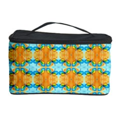 Dragonflies Summer Pattern Cosmetic Storage Case by Costasonlineshop