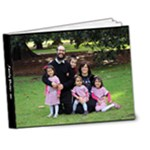 Bruce Family Photos 2016 - 7x5 Deluxe Photo Book (20 pages)