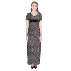 Windoor Short Sleeve Maxi Dress by MRTACPANS