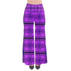 Bright Pink Mod Circles Pants by BrightVibesDesign