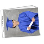gradution 01 - 7x5 Deluxe Photo Book (20 pages)