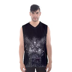 Reaper Men s Basketball Tank Top by GamerFans