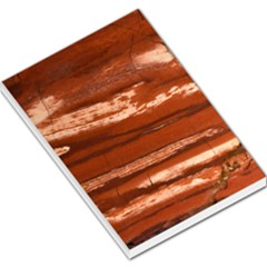 Red Earth Natural Large Memo Pads by UniqueCre8ion