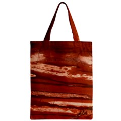 Red Earth Natural Classic Tote Bag by UniqueCre8ion
