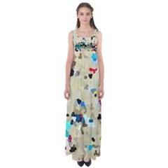 Beach333 Empire Waist Maxi Dress by BIBILOVER