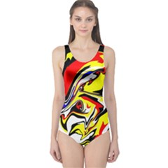 Lost Memory11 One Piece Swimsuit by BIBILOVER
