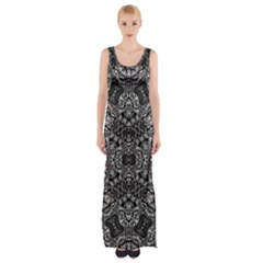 Floor Trial Maxi Thigh Split Dress by MRTACPANS