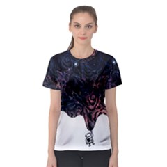 Robot Women s Sport Mesh Tee by Contest2284792