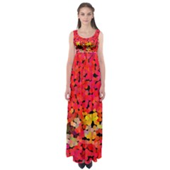 Red22 Empire Waist Maxi Dress by BIBILOVER