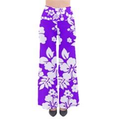 Violet Hawaiian Pants