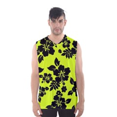 Dark Hawaiian Men s Basketball Tank Top by AlohaStore