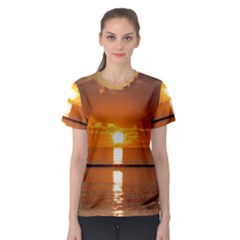 Sunset Women s Sport Mesh Tee by Contest1880219