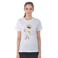 Ohayo Gozaimasu!  Women s Cotton Tee by Contest2484469