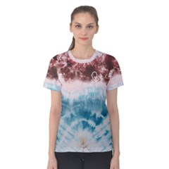 Tie Dye Women s Cotton Tee by Contest2284792