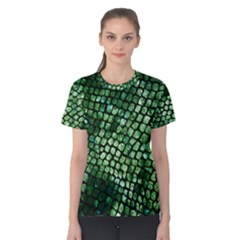 Dragon Scales Women s Cotton Tee by KirstenStar