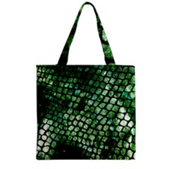 Dragon Scales Grocery Tote Bag by KirstenStar