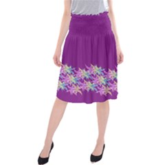 Elegant1 Midi Beach Skirt by olgart