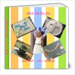 Aria Baptism - 8x8 Photo Book (20 pages)