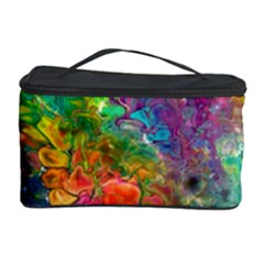 Reality is Melting Cosmetic Storage Case by KirstenStar