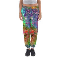 Reality Is Melting Women s Jogger Sweatpants